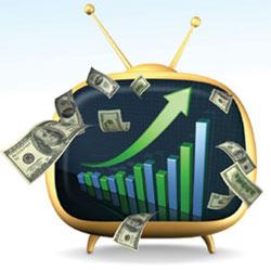 La televisión será el único medio que supere los niveles publicitarios de 2008 en Reino Unido
