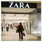 Zara atrae a más clientela