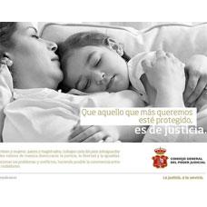 Primera campaña publicitaria para mejorar la imagen de los jueces