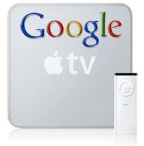 Google TV negocia con las cadenas el acceso a las webs
