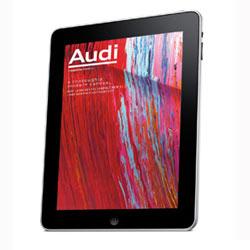 Audi lanza una revista internacional para el iPad