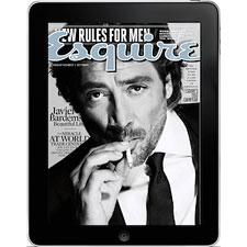 Esquire incluye nuevas aplicaciones en su versión para el iPad
