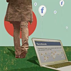 En Facebook la mayor actividad se produce los miércoles a las 3 pm