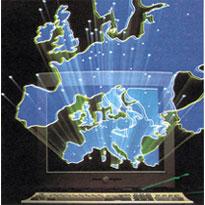 España está un 10% por debajo de la tasa media de penetración de internet de la UE