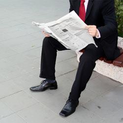 Los altos directivos son fieles a la prensa escrita