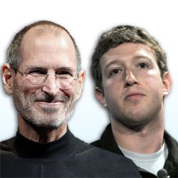 ¿Está Facebook en el punto de mira de Steve Jobs?