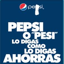 """Cómo """"Pesi"""" logró que la notoriedad de Pepsi aumentara un 718%"""