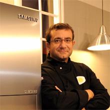 Samsung se une al Canal Cocina