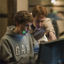 """""""The Social Network"""" se estrena en EEUU recaudando 9 millones en el primer día"""