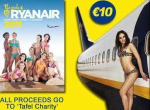 Ryanair cambia el uniforme por el bañador