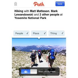 Path, la red social opuesta a Twitter