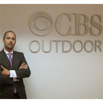 Enrique Ruiz, nuevo director general de CBS Outdoor España