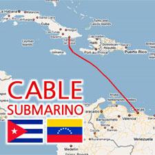 La velocidad de la conexión a internet se incrementará hasta 3.000 veces en Cuba gracias a un cable submarino de fibra óptica