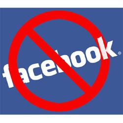 """Undécimo mandamiento: """"No te conectarás a Facebook"""""""