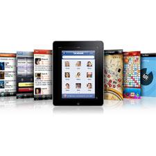 Sólo el 7% de las aplicaciones de la App Store de Apple son para el iPad