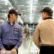 Los repartidores de Pepsi y Coca-Cola, enfrentados de nuevo en un spot de televisión