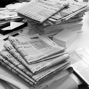 Las suscripciones a los periódicos online no logran salvar las ediciones impresas