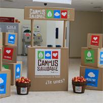 Insólita creará y lanzará la marca Campus Saludable
