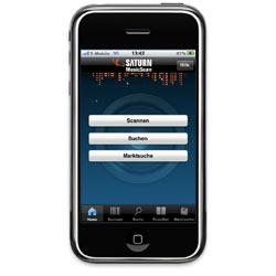 Saturn se sube al tren de las aplicaciones móviles con MusicScan