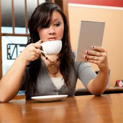 Los e-Readers triunfan entre las mujeres