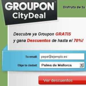 Groupon descarta la oferta de Google