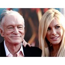 Hugh Hefner, el magnate de Playboy, anuncia su tercer matrimonio por Twitter