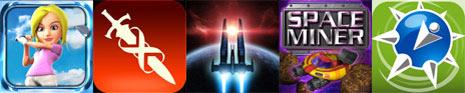 Los 25 mejores juegos para el iPhone de 2010
