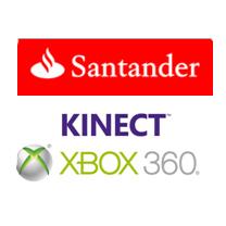 Kinect, el regalo de Navidad para los nuevos clientes de Santander