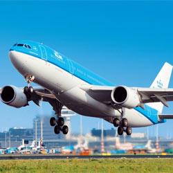 KLM fletará un vuelo directo de Amsterdam a Miami tras perder una apuesta en Twitter