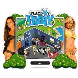 Las fiestas de la mansión de Playboy llegan a Facebook con el juego Playboy Party