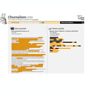 """Churnalism.com, el portal que desenmascara a los periodistas """"vagos"""""""