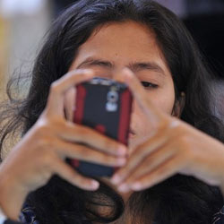 "Twitter ""engancha"" a los indonesios"