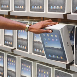 Apple da el pistoletazo de salida a la producción del nuevo iPad 2