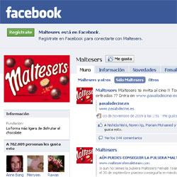 Maltesers, Nike y Blanco son las marcas preferidas por los españoles en Facebook