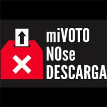 """#nolesvotes, la reacción de los internautas a la aprobación de la """"Ley Sinde"""" en el Senado"""