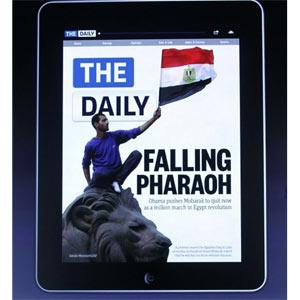 """Murdoch se saca de la chistera un nuevo prodigio multimedia: """"The Daily"""""""