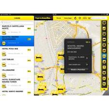 """""""Aquí cerca"""", la nueva aplicación para iPad de Páginas Amarillas"""