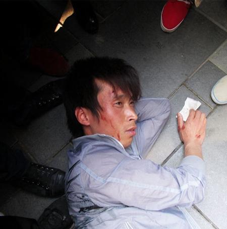 El lanzamiento del iPad 2 provoca graves altercados en Pekín
