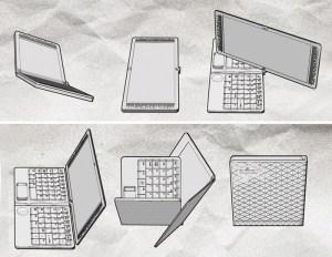 El flexbook: el tablet más flexible del mercado