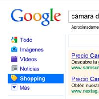 Google lanza en España el beta de Google Shopping