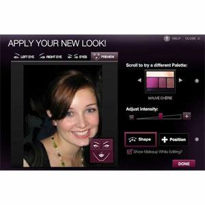 """El """"maquillaje virtual"""" llega a Facebook de la mano de Lancôme"""
