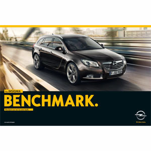 Scholz & Friends se estrena como agencia de Opel con una campaña para el nuevo Insignia