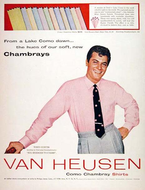 24 anuncios vintage protagonizados por celebridades