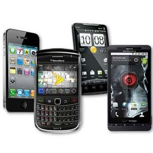 Las ventas globales de smartphones crecen un 85%