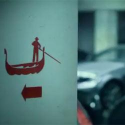 """Venecia, un destino de """"pesadilla"""" para el nuevo Mercedes-Benz Clase C"""