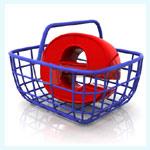 La cesta de la compra online, un 22% más barata en función del supermercado elegido