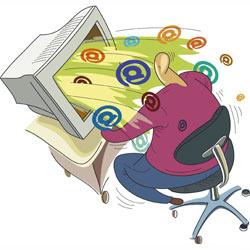 El volumen de correo spam se redujo un 82,22% en el último año