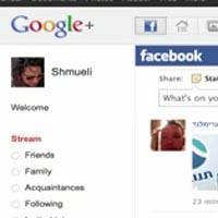 Crossrider: la aplicación que permite ver Facebook desde Google+