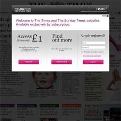"""""""The Times"""" logra más de 100.000 suscriptores en su primer año como medio de pago en internet"""