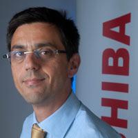 Jorge Borges asume la dirección de  marketing de Toshiba en la Península Ibérica